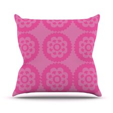 Moroccan by Nicole Ketchum Throw Pillow