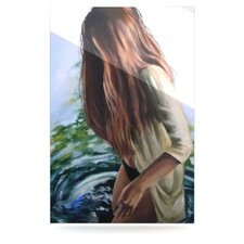 Knee Deep by Lydia Martin Painting Print Plaque