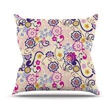 Arabesque by Louise Machado Throw Pillow