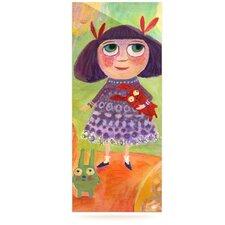 Flowerland by Marianna Tankelevich Graphic Art Plaque