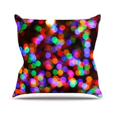 Lights II by Maynard Logan Throw Pillow