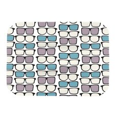 Spectacles Geek Chic Placemat