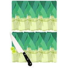 Leeks Cutting Board