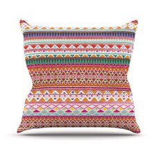 Chenoa by Nika Martinez Throw Pillow