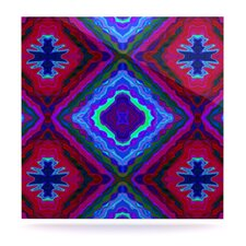 Kilim by Nina May Graphic Art Plaque