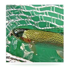 Catch by Maynard Logan Photographic Print Plaque