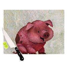 This Little Piggy Cutting Board