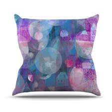 Dream Houses by Marianna Tankelevich Throw Pillow