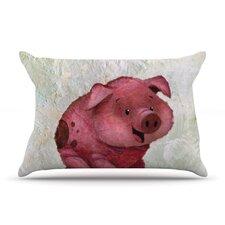 This Little Piggy Pillow Case