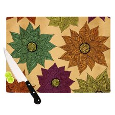 Color Me Floral Cutting Board