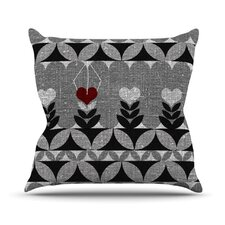 Unique by Nick Atkinson Throw Pillow