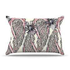 Inky Paisley Bloom Pillow Case