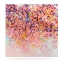 Blushed Geometric by Nikki Strange Graphic Art Plaque