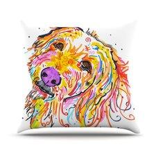 Koda Throw Pillow