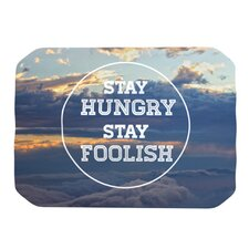 Stay Hungry Placemat