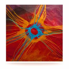 Eclipse by Steve Dix Painting Print Plaque
