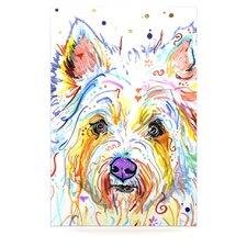 Bella by Rebecca Fischer Graphic Art Plaque