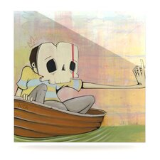 Drifting by Matthew Reid Painting Print Plaque