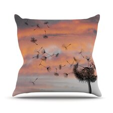 Dandy by Skye Zambrana Throw Pillow