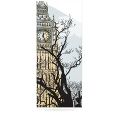 Big Ben by Sam Posnick Graphic Art Plaque