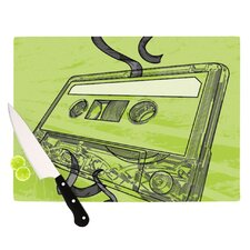 Mixtape Cutting Board
