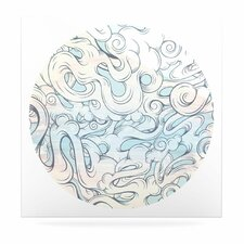 Entangled Souls by Mat Miller Graphic Art Plaque