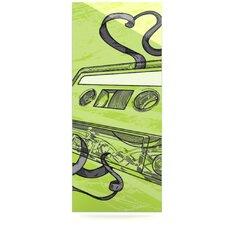Mixtape by Sam Posnick Graphic Art Plaque