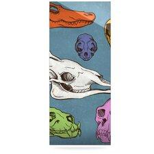 Skulls by Sophy Tuttle Graphic Art Plaque