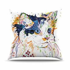 Sophia by Rebecca Fischer Throw Pillow