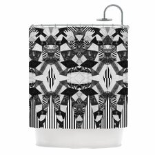 Tessellation Shower Curtain