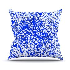 Bloom for You Throw Pillow