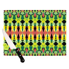 Triangle Visions Cutting Board