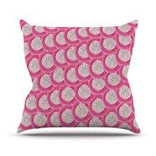 Oho Boho by Akwaflorell Throw Pillow
