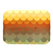 Half Circles Waves Placemat