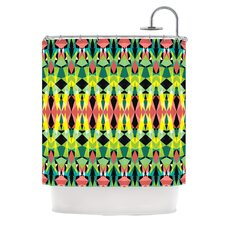 Triangle Visions Shower Curtain