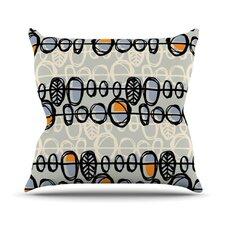 Benin Throw Pillow