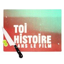 Toi Histoire Cutting Board