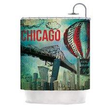 Chicago Shower Curtain