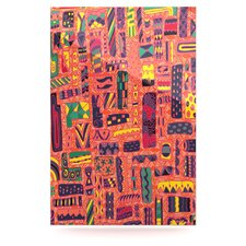 Squares by Akwaflorell Graphic Art Plaque