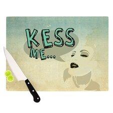 Kess Me Cutting Board