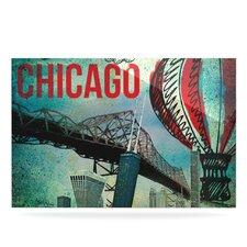 Chicago by iRuz33 Graphic Art Plaque