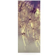 Sparkles of Gold by Ingrid Beddoes Photographic Print Plaque