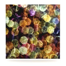 Warm Sparkle by Ingrid Beddoes Graphic Art Plaque