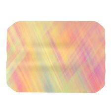 Pastel Abstract Placemat