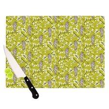 Blossom Bird Cutting Board