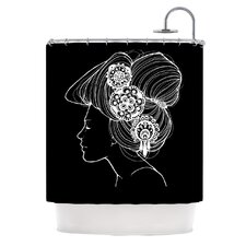 Organic Shower Curtain