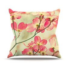 Morning Light by Sylvia Cook Throw Pillow