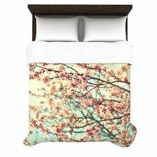 """Take a Rest"" Woven Comforter Duvet Cover"