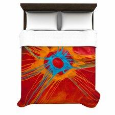 """Eclipse"" Woven Comforter Duvet Cover"