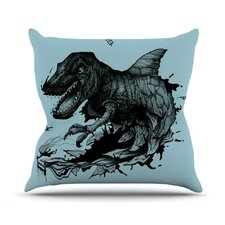 The Blanket II by Graham Curran Throw Pillow